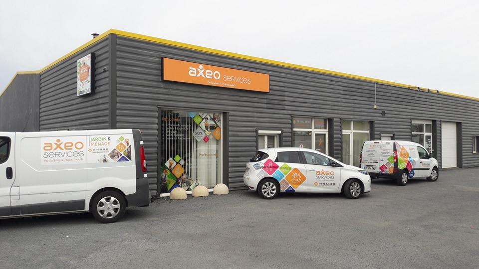Agence Axeo Services La Rochelle
